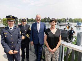 100 Jahre Wasserschutzpolizei Lindau