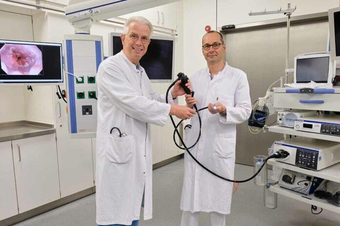 Nach mehr als 20 Jahren: Stabwechsel in der Gastroenterologie der München Klinik Bogenhausen