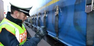Bundespolizei: Aufgriff von Güterzugmigranten