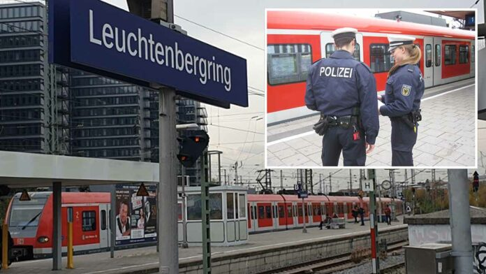 28-Jähriger ohne Maske geht auf DB-Sicherheitspersonal los