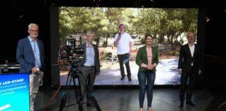 Bayern erhält hochmodernes LED-Studio