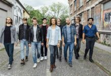 Buck Roger and the Sidetrackers am 22. Juli 2021 im Münchner Künstlerhaus