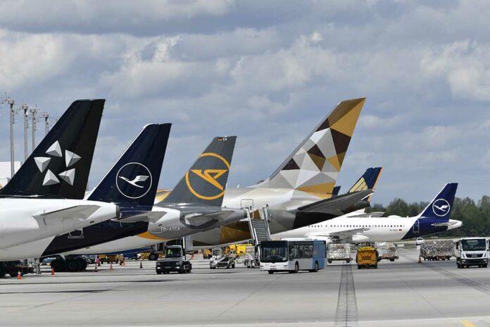 Bayerns Luftverkehrsdrehkreuz erwartet im Juli erstmals wieder über eine Million Fluggäste