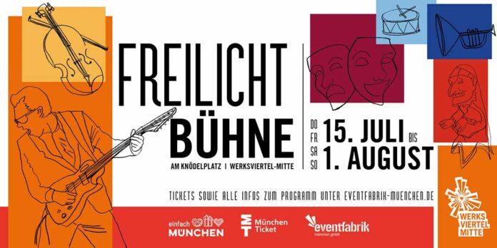 Konzerte, Theater und mehr: Die Freilichtbühne am Knödelplatz