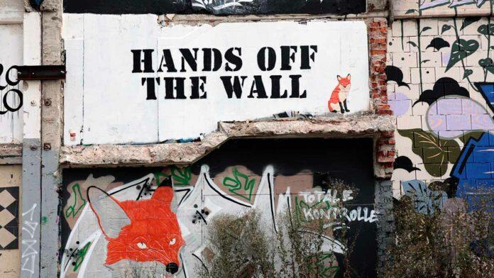 Street Art Festival Hands Off The Wall Munich 2021 im Werksviertel-Mitte