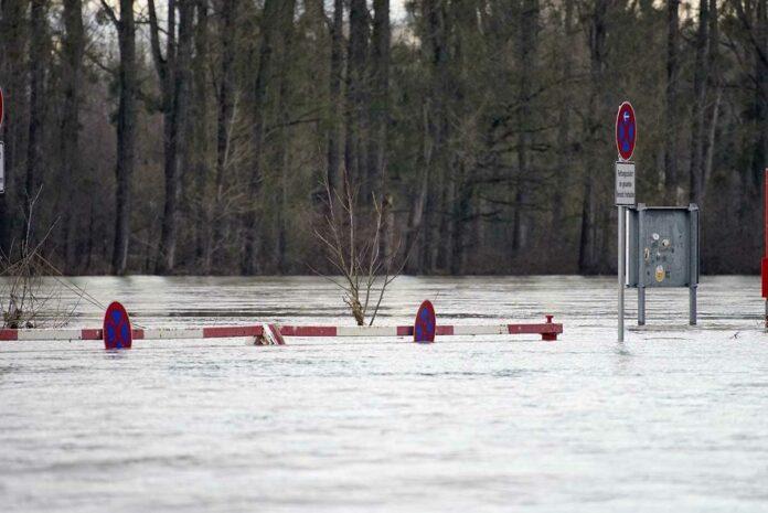 Vorsicht bei Wasserschäden