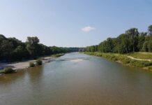 Bootfahr- und Badeverbot auf der Isar im Stadtgebiet aufgehoben
