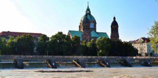 Hochwasser: Bade- und Bootfahrverbot auf der Isar