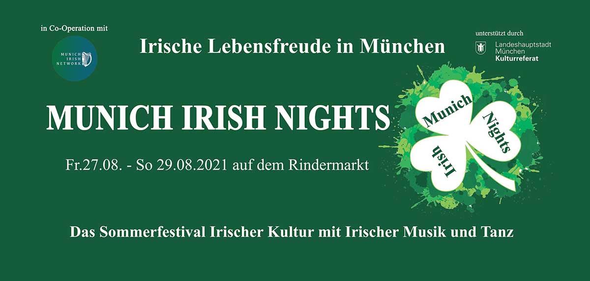 Munich Irish Nights