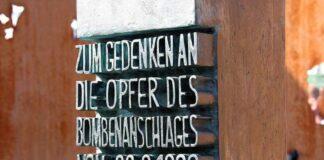 Bund, Land und Stadt München zahlen 1,2 Millionen Euro an die Betroffenen des Oktoberfestattentats