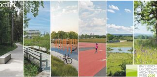 Preisverleihung Bayerischer Landschaftsarchitektur-Preis am 9. Juli 2021
