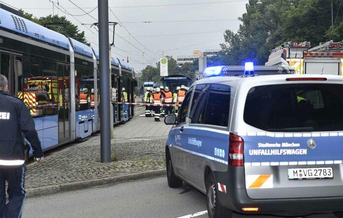 Mann bei Unfall mit Trambahn getötet