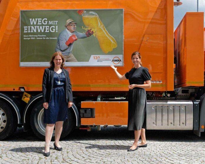 Neue Kampagne gegen Einweg-Produkte