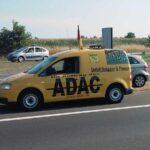 So sind die Betrüger unterwegs: Hier steht zwar ADAC drauf, es ist aber kein ADAC drin