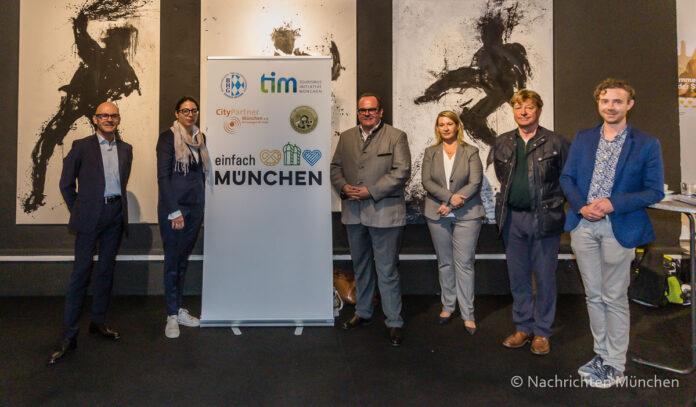 #münchenistwiederda: Willkommensaktion von Kultur- und Freizeiteinrichtungen, Einzelhandel und Gastronomie in München