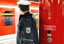 Reisende retten Frau vor Sturz ins Gleis – Bundespolizei sucht Retter