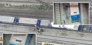 Bundespolizei greift erneut Güterzugmigranten auf