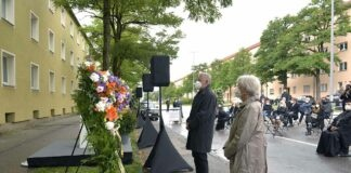 Stadt München gedenkt dem NSU-Opfer Habil Kılıç