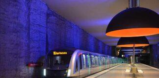 U-Bahnlinie U1: Neue C2-Züge erstmals im Einsatz