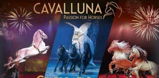 """CAVALLUNA - """"CELEBRATION!"""": Europas beliebteste Pferdeshow feiert Rückkehr"""