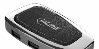Multifunktions-Hub von InLine erweitert die Anschlussmöglichkeiten von Laptops und Tablets