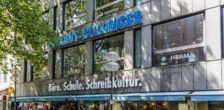 KAUT-BULLINGER schließt Filiale in der Rosenstraße