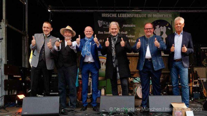 Munich Irish Nights Festival Eröffnung