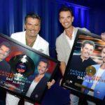 Thomas Anders und Florian Silbereisen mit Platin in Deutschland und Gold in Österreich ausgezeichnet