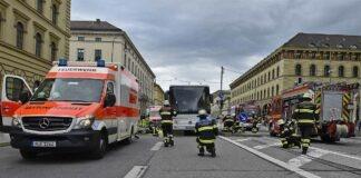 Altstadtring: Mann bei Unfall lebensgefährlich verletzt