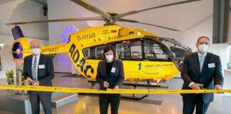 ADAC Luftrettung führt modernsten Hubschrauber ein