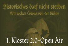 28.08. Wir rocken Corona - Impfaktion des BRK bei Open Air Konzert am historischen Flugplatz Oberschleißheim
