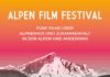 Das Alpen Film Festival gastiert am 23.09.2021 im Filmtheater Sendlinger Tor