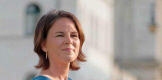 Wahlkampfauftritt: Annalena Baerbock in München