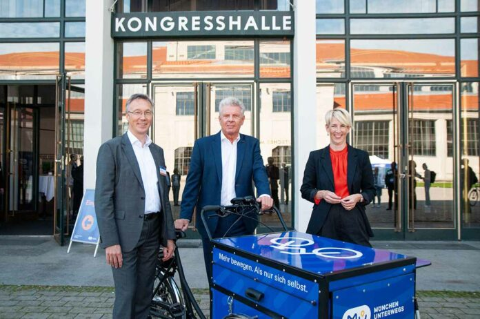 Auftakt des 1. Münchner Mobilitätskongresses der Stadt München