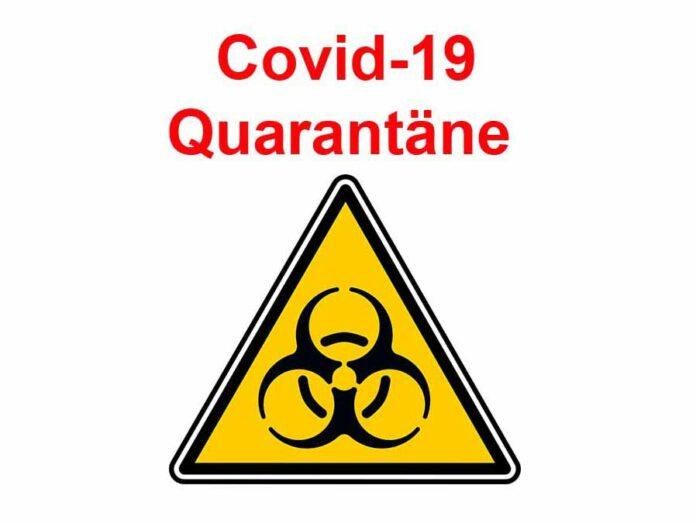 Corona: Neue Entschädigungsregelung bei Quarantäne