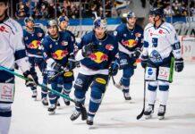 Derbysieg gegen Straubing: EHC Red Bulls weiterhin ungeschlagen
