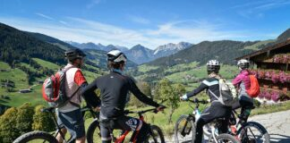 E-Bike Gauditour am 9.10. in Reith im Alpbachtal