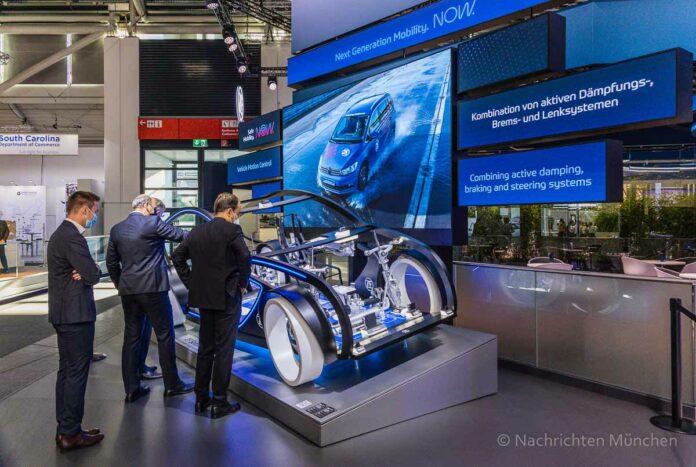 IAA Mobility 2021 - Erste Impressionen