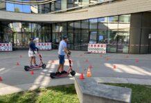E-Scooterunfälle vermeiden: Klinikum rechts der Isar und Voi evaluieren den Einfluss von Verkehrswissen