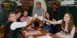 Auf geht's zur Irish-Bayrisch WirtshausWiesn 2021 im Kilians Irish Pub