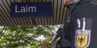Laim: Unbekannter zog 79-Jährigen aus dem Gleis