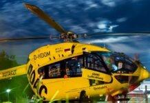 Rettungsdienst aus der Luft multimedial erleben