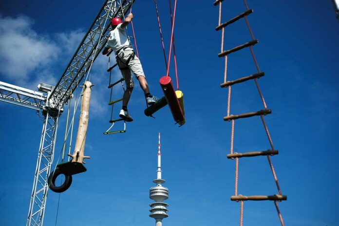 Münchner Outdoorsportfestival lädt ins Olympiastadion ein