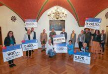 Münchner Wiesn-Stiftung hilft mit 61.665 Euro