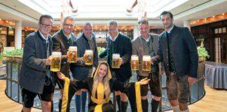 So würde die Wiesn 2021 schmecken – Die Münchner Brauer stellen das Oktoberfestbier vor