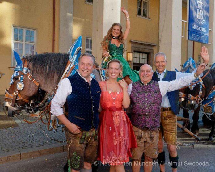 PLAYBOY stellt Vanessa Teske aus Landshut als Wiesn-Playmate 2021 vor