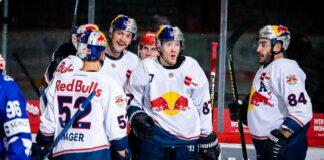 Red Bulls feiern 2:1-Sieg in Schwenningen