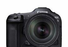 Canon EOS R3 vorgestellt
