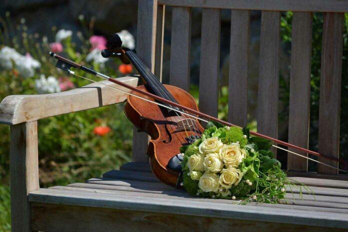 Geigenvirtuosin Anne-Sophie Mutter eröffnet das