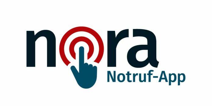Start der barrierefreien Notruf-App